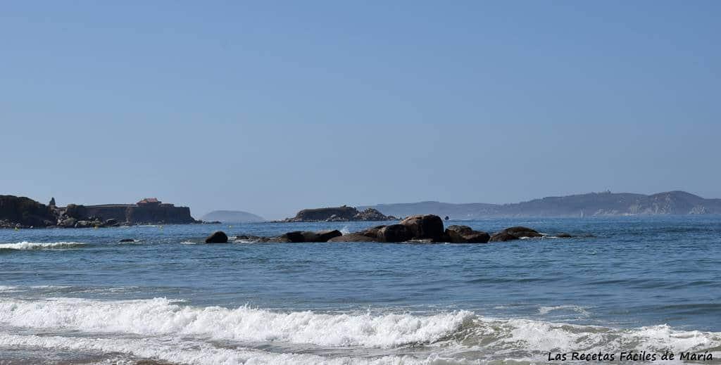 Playas con Destinos Espectaculares Playa de La Lanzada